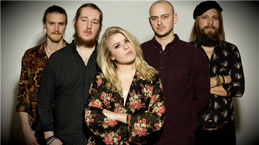 Bild för Lisa Lystam Family Band & Slidin Slim, 2018-03-10, Palatset