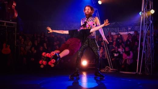 Bild för Cirkusslottet: CIRCUS I LOVE YOU, 2018-08-16, Obelix, Slottsparken