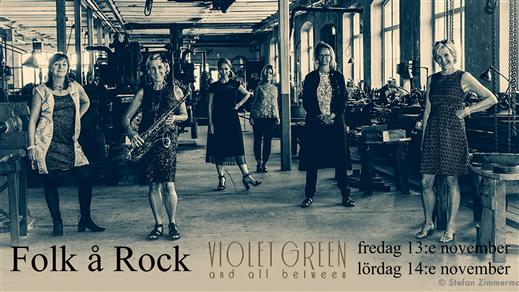 Bild för Violet Green, 2020-11-14, Folk Å Rock