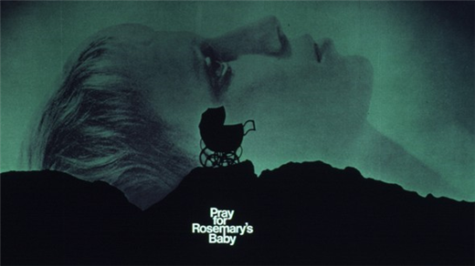 Bild för Rosemary's Baby (1968), 2018-10-15, Draken