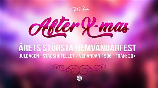 Bild för After X-mas Juldagen Piteå 2018, 2018-12-25, Piteå Stadshotell