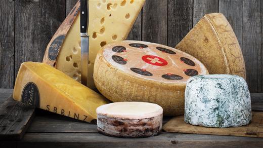 Bild för Schweizisk ostkväll med Terroir Suisse, 2020-11-05, Wine Mechanics
