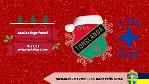 Bild för Torslanda IK - IFK Uddevalla, 2016-12-27, Torslandahallen