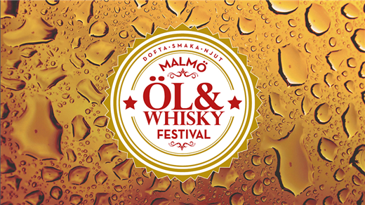 Bild för Malmö Öl & Whiskyfestival FREDAG, 2018-03-09, Malmö Mässan