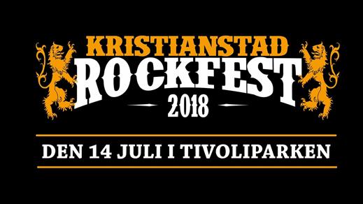 Bild för Kristianstad Rockfest 2018, 2018-07-14, Kristianstad Rockfest