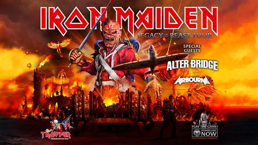 Bild för Iron Maiden, 2020-06-27, Ullevi