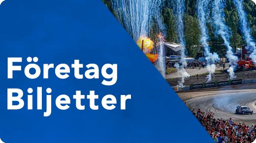 Bild för World RX of Sweden - Företagsbiljetter - 2019, 2019-07-05, Höljesbanan