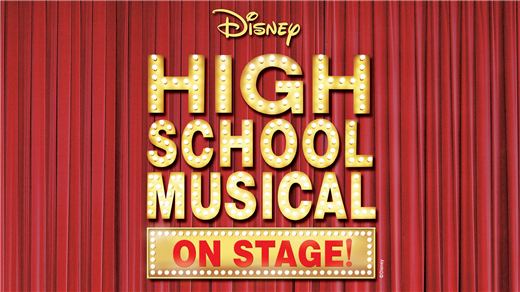 "Bild för PS-Musikalen ""Disney's High School Musical"", 2020-01-29, Varbergs teater"