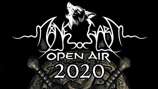 Bild för Månegarm Open Air 2020, 2020-08-21, Pythagoras Industrimuseum