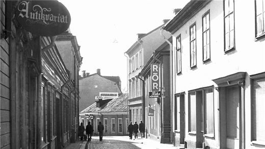 Bild för En vandring i EskilsTuna -Gamla staden, 2017-08-12, Eskilsmonumentet, Klostergatan 8