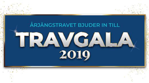 Bild för Travgala 2019, 2019-02-02, Årjängs Hotell