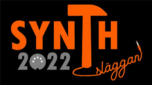 Bild för Synthsläggan 2022, 2022-03-26, Musikens Hus