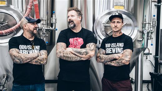Bild för Ölprovning Med Odd Island Brewing På JaM, 2019-11-12, JaM Music Restaurant Uddevalla