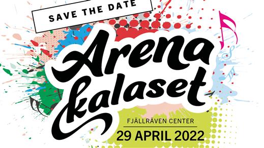 Bild för ArenaKalaset Örnsköldsvik 2022, 2022-04-29, Fjällräven Center