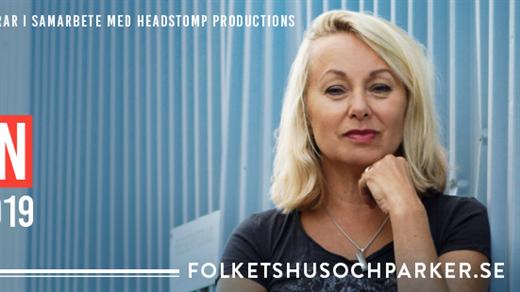 Bild för Louise Hoffsten - Parksommar 2019, 2019-07-05, Folkets Hus Motala