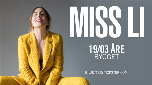 Bild för Miss LI, 2020-03-19, Bygget Åre