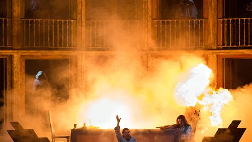 Bild för Don Giovanni - LiveOpera från Met, 2016-10-22, Teatersalongen, Storsjöteatern