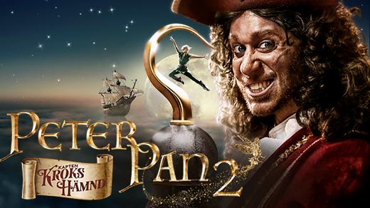 Bild för Peter Pan 2 - Kapten Kroks hämnd, 2019-10-20, Intiman