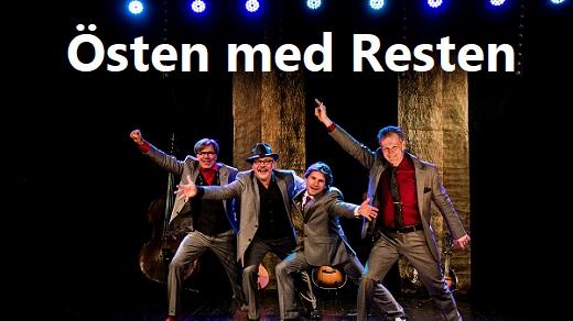 Bild för Östen med Resten, 2018-02-16, Ljusne Folkets Hus