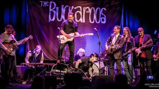 Bild för The Buckaroos med gäster, 2021-12-02, medley – musik, mat & mer