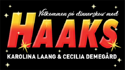 Bild för Dinnershow med Haaks, 2020-12-10, Grottan på Hotell Carlia