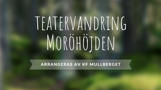 Bild för Teatervandring - 13:00 1/7, 2020-07-01, Moröhöjdens elljusspår