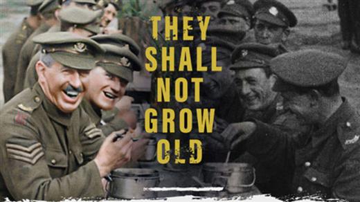 Bild för They Shall Not Grow Old, 2019-03-27, Järpenbion