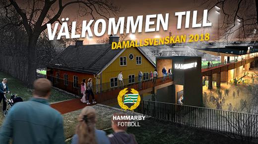Bild för Hammarby IF FF  - Vittsjö GIK, 2018-10-27, Hammarby IP