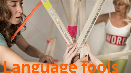 Bild för LANGUAGE FOOLS, 2016-10-25, Teaterbiografen Grand