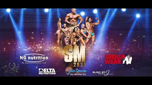 Bild för SM Bodybuilding & Fitness 2021, 2021-09-25, Mälarenergi Arena