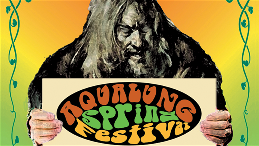 Bild för Aqualung Spring Festival, 2018-04-14, Valand Göteborg