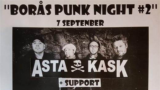 Bild för Asta Kask + Mögel på Klubb Undergrunden den 7/9, 2019-09-07, Klubb Undergrunden