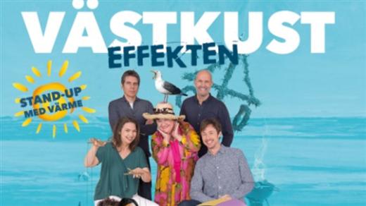 Bild för VÄSTKUSTEFFEKTEN - Hjelt, Tornving, Westin m.fl., 2017-07-25, ROYAL-biografen