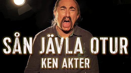 Bild för Ken Akter – sån jävla otur!, 2022-01-22, Inkonst salong