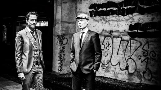 Bild för Thorbjörn Risager & Emil Balsgaard, 2020-06-06, Carlas Cafe