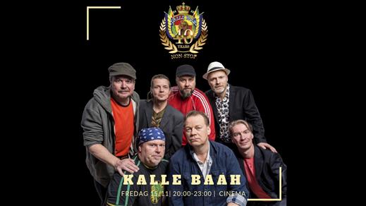 Bild för Kalle Baah, 2019-11-15, Cinema