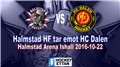 Halmstad HF vs. HC Dalen