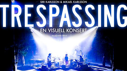 Bild för Trespassing – En Audiovisuell Konsert, 2022-04-20, Södra Teaterns Stora Scen