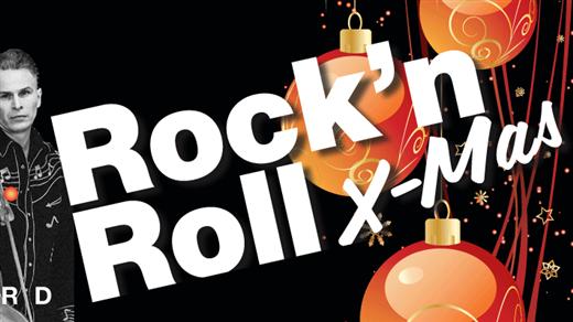 Bild för Rock'n Roll X-Mas med The Refreshments (julbord), 2017-12-08, OSD PB hallen