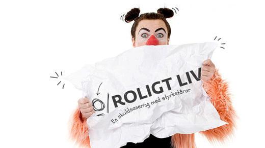 Bild för O/Roligt liv - En skuldsanering med styrketårar, 2020-03-25, Teatersalongen