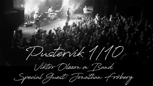 Bild för Viktor Olsson, 2021-10-01, Pustervik