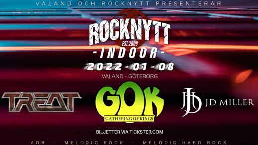 Bild för Rocknytt Indoor 2022, 2022-01-08, Valand