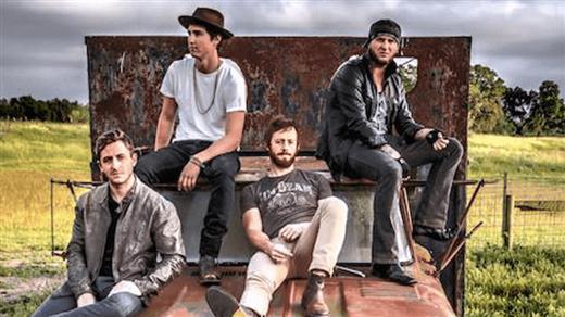 Bild för Kingsborough (US) + Jetbone, 2018-10-28, Folk Å Rock