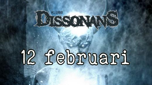 Bild för Misþyrming, Netherbird,Voodus @ Klubb Dissonans, 2021-02-12, Sofiehof Underjord