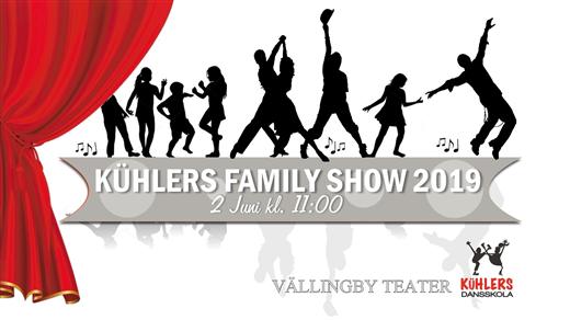 Bild för Kühlers Family Show kl 11:00, 2019-06-02, Vällingby Teater