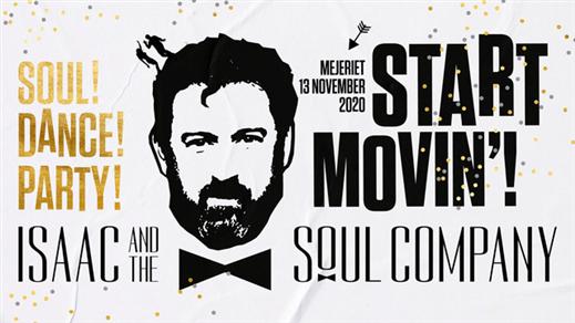 Bild för Isaac And The Soul Company, 2020-11-13, Mejeriet