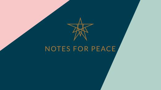 Bild för Notes for Peace, 2016-08-27, Södra Fästningshörnan