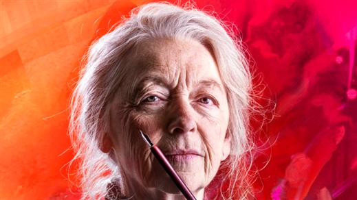 Bild för I Huvudet på Alfhild Agrell, 2019-04-24, Folkan Teater
