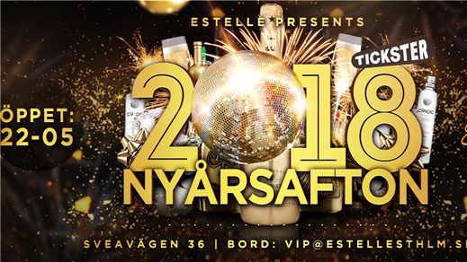 Bild för New Year's Eve Estelle, 2018-12-31, Estelle