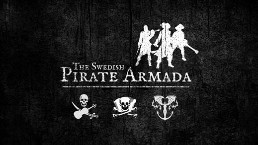 Bild för The Swedish Pirate Armada, 2019-03-09, Slaktkyrkan